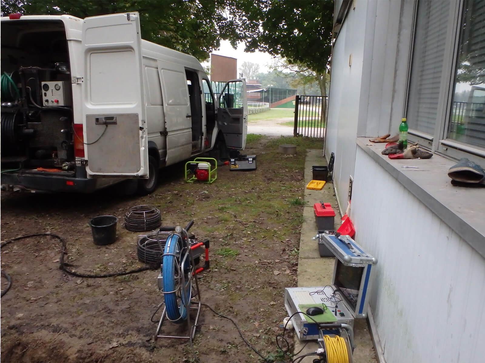 havarijna služba, monitoring kanalizácie, krtkovanie4